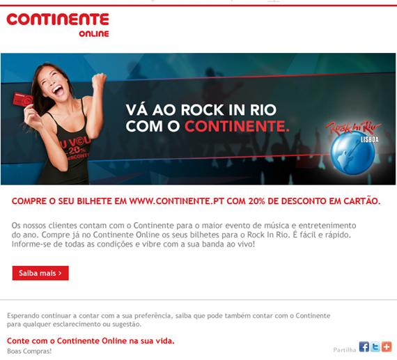 Como comprar bilhetes Rock in Rio mais baratos