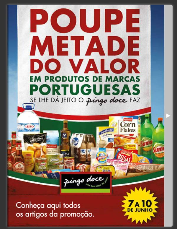 Mais uma promoção 50% do Pingo Doce 7 Junho 2012