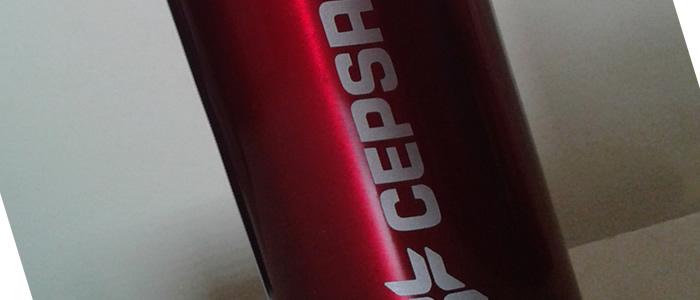 Oferta CEPSA – 1 garrafa em alumínio