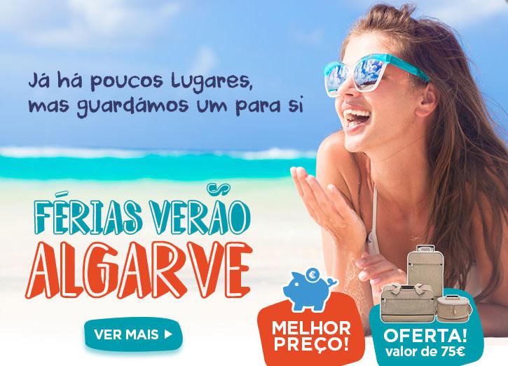 Promoção Férias Algarve – Hotel dos Navegadores 7 noites p/ 2 pessoas desde 378€