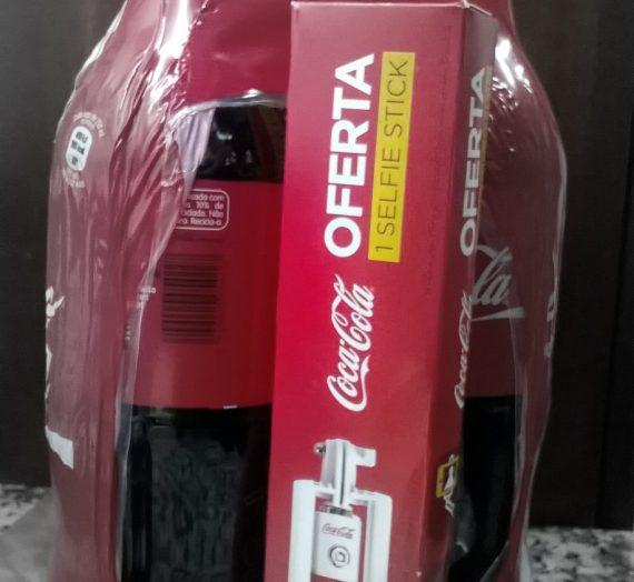 Coca Cola: oferta de selfie-stick