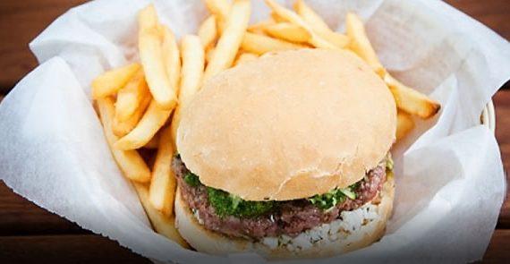 Hamburgueria da Parada: 2 menus à escolha para 2 pessoas pelo preço de 1