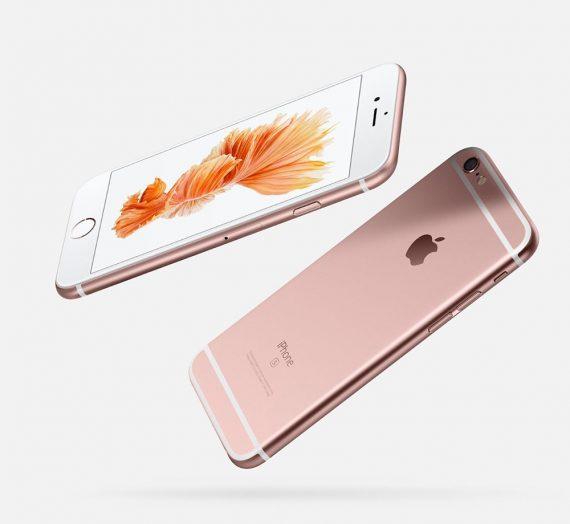 Novidade: iPhone 6S em Rosa Dourado 16Gb- Recondicionado por 369.99 euros