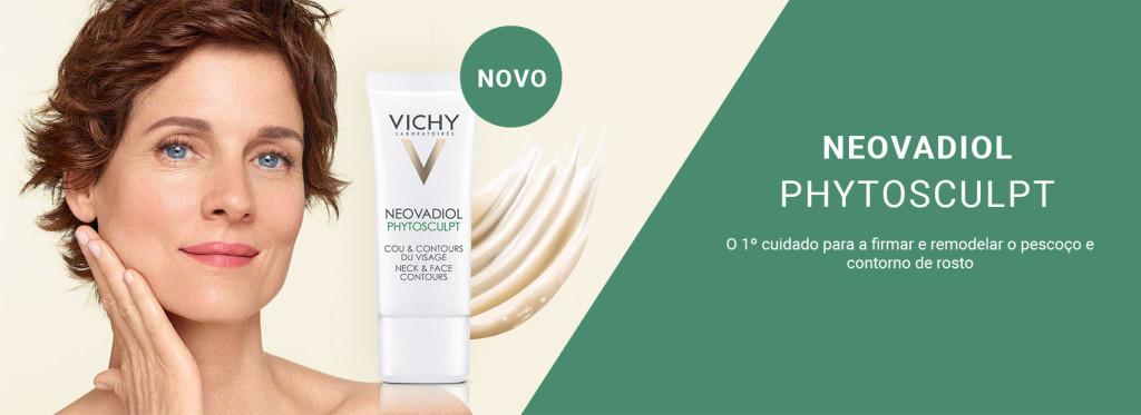 Amostra grátis Vichy do produto Neovadiol Phytosculpt